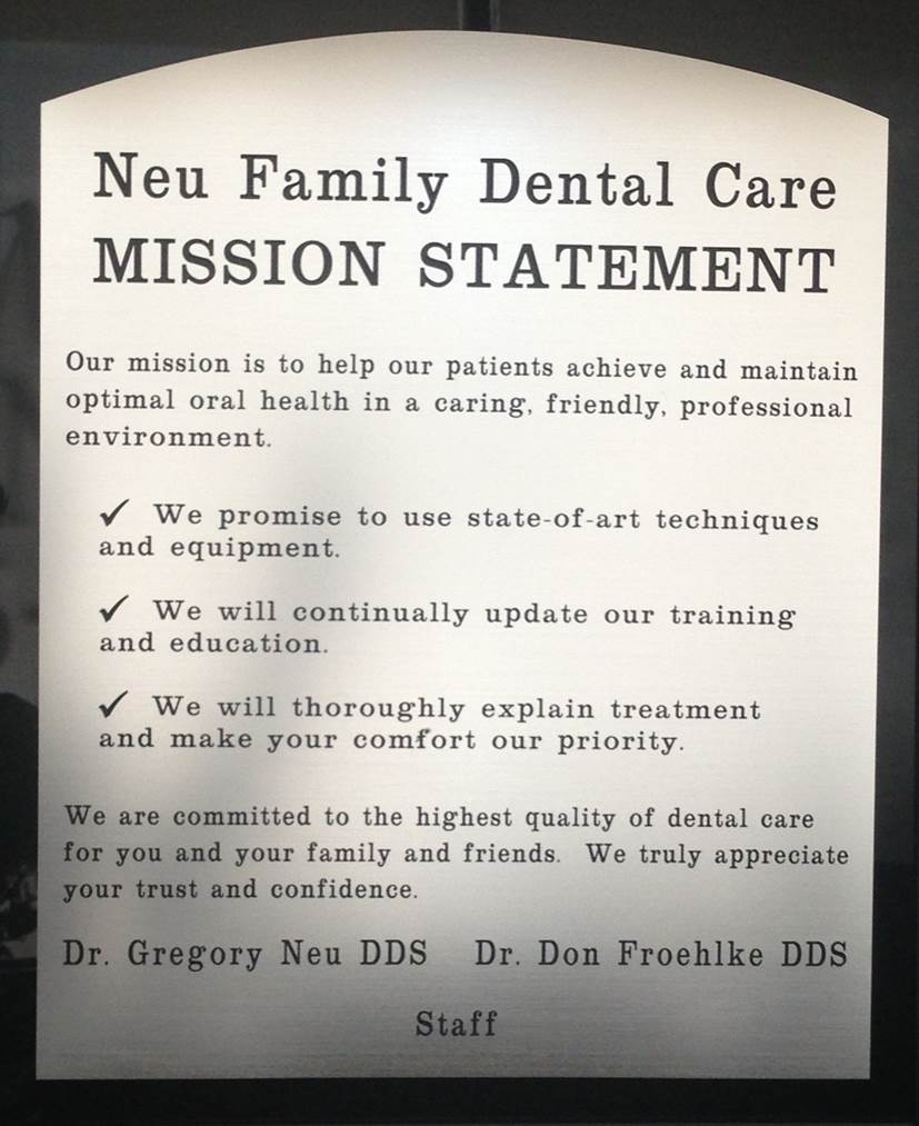 About Neu Family Dental